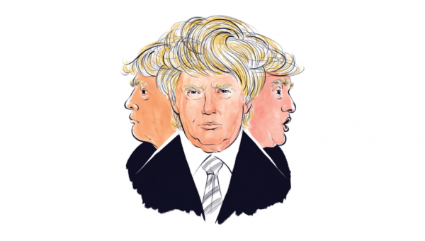 در ناخودآگاه دونالد ترامپ